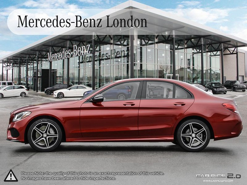 2017 Mercedes-Benz C-Class for sale in London, Ontario