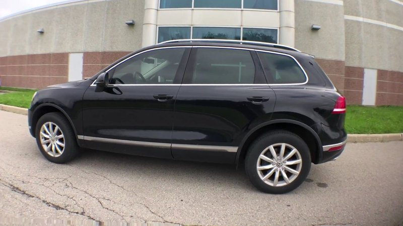 2015 Volkswagen Touareg for sale in London, Ontario