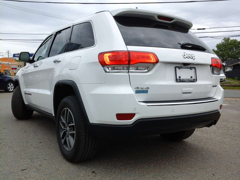 2018 Jeep Grand Cherokee for sale in Sydney, Nova Scotia