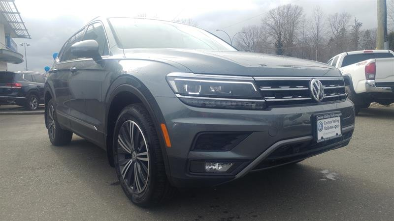 2019 Volkswagen Tiguan for sale in Courtenay, British Columbia