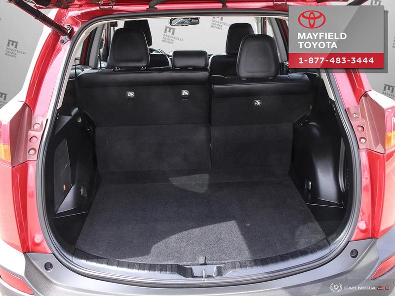 2013 Toyota RAV4 for sale in Edmonton, Alberta