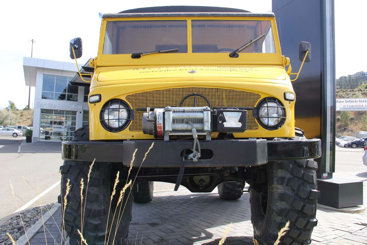 1962 Mercedes-Benz G-Class for sale in Kamloops, British Columbia