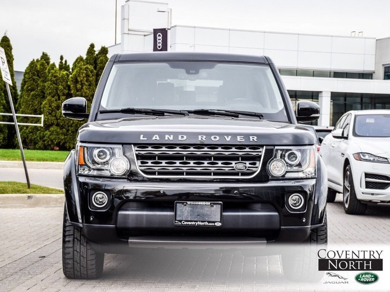 2016 Land Rover LR4 for sale in Woodbridge, Ontario