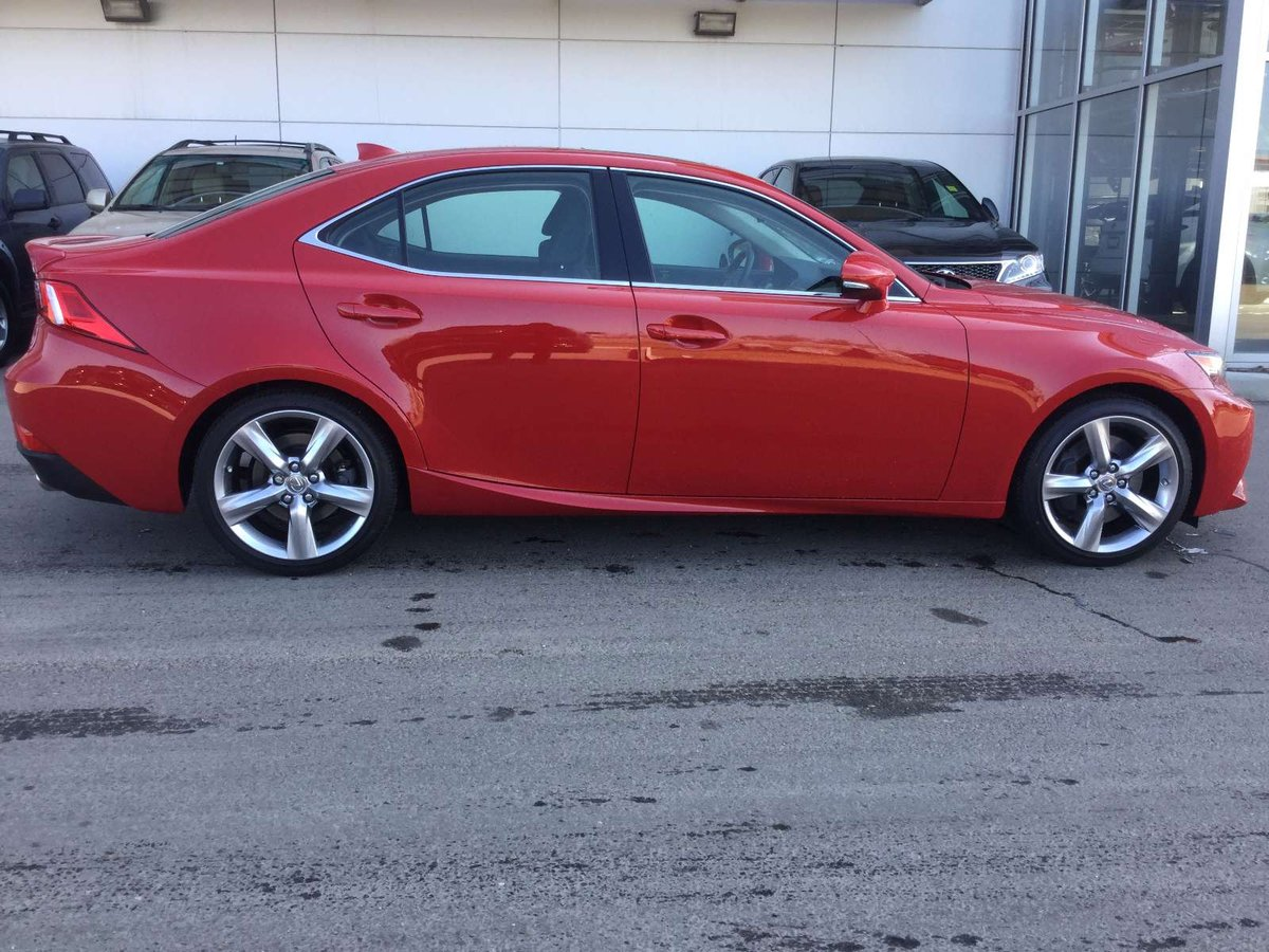 2016 Lexus IS 350 for sale in Edmonton, Alberta