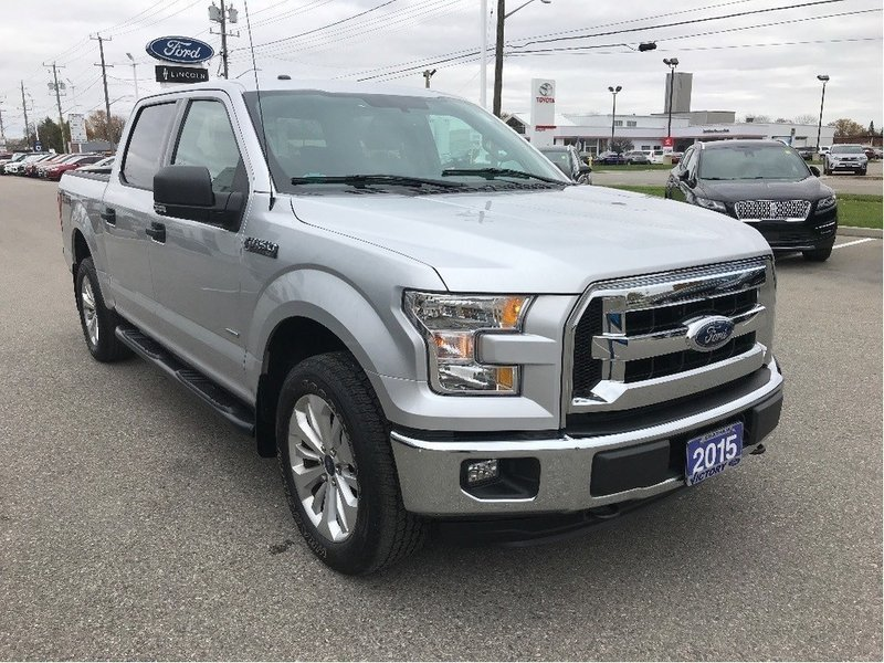 2015 Ford F-150 for sale in Chatham, Ontario