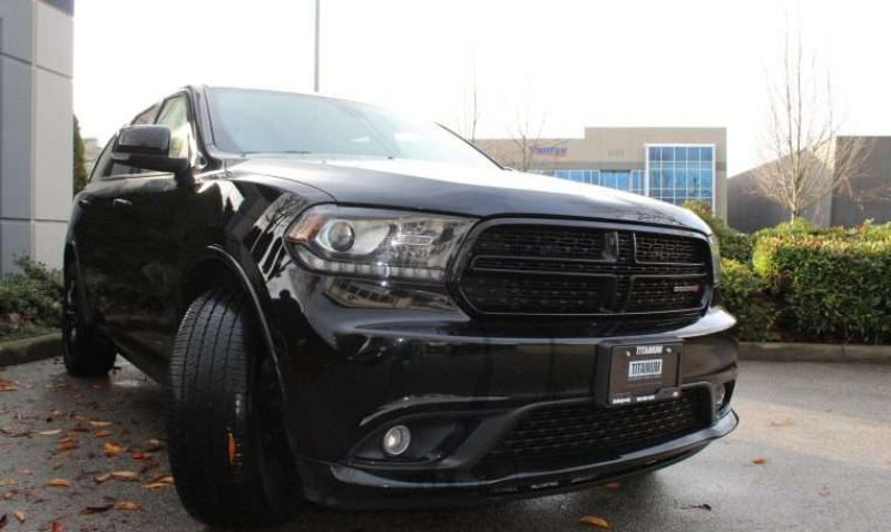 2017 Dodge Durango for sale in Langley, British Columbia
