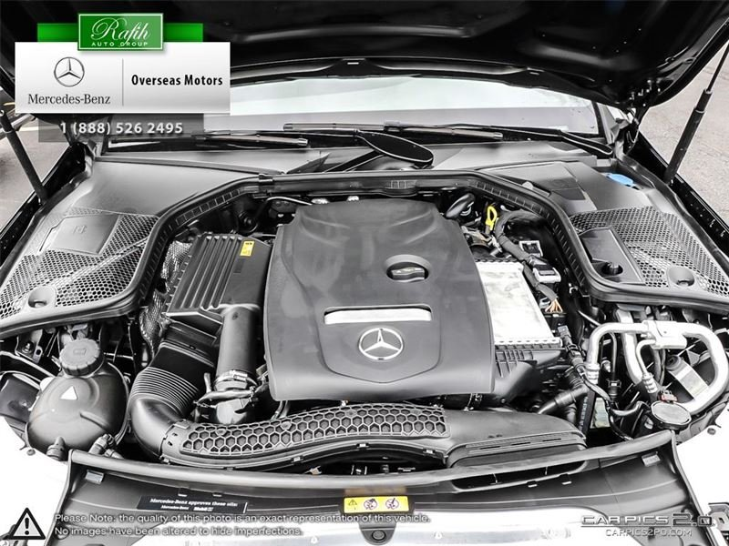 2018 Mercedes-Benz C-Class for sale in Windsor, Ontario