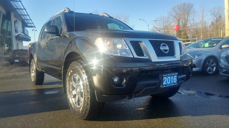 2016 Nissan Frontier for sale in Courtenay, British Columbia