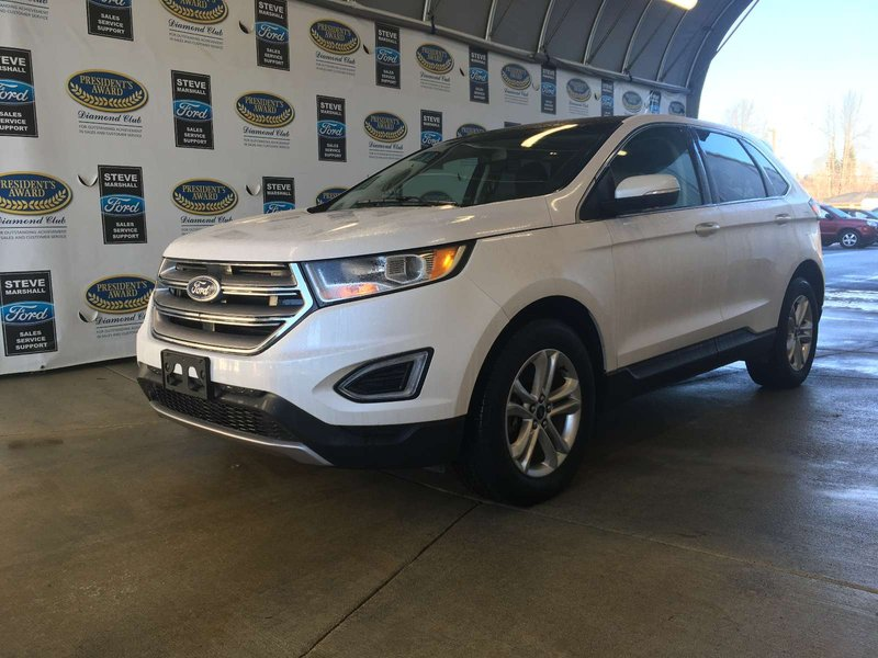 2017 Ford Edge for sale in Campbell River, British Columbia