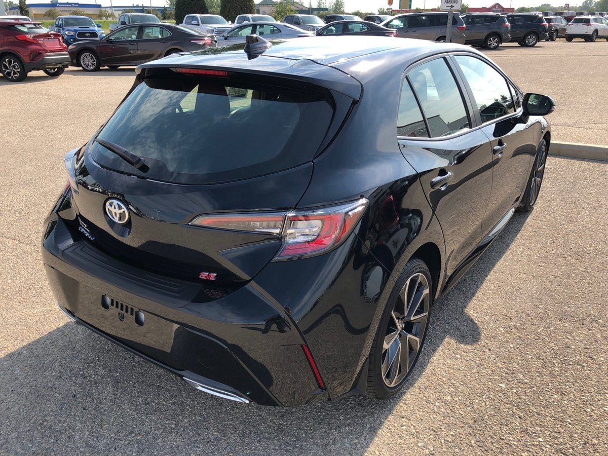 2019 Toyota Corolla Hatchback for sale in Portage La Prairie, Manitoba