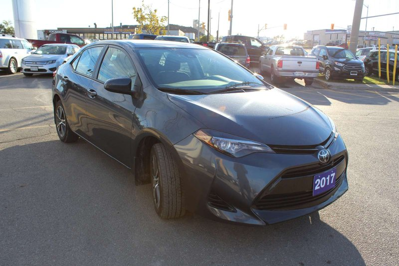 2017 Toyota Corolla for sale in Mississauga, Ontario