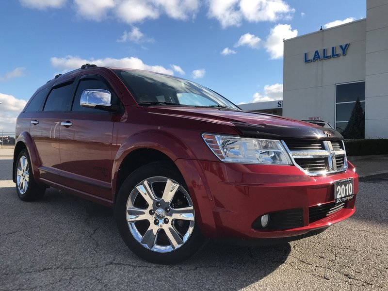 2010 Dodge Journey for sale in Leamington, Ontario