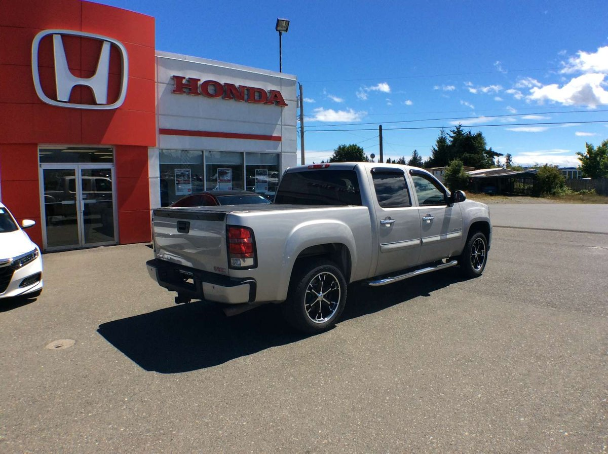2008 GMC Sierra 1500 for sale in Campbell River, British Columbia