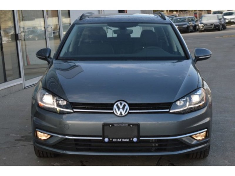 2018 Volkswagen Golf Sportwagen for sale in Chatham, Ontario