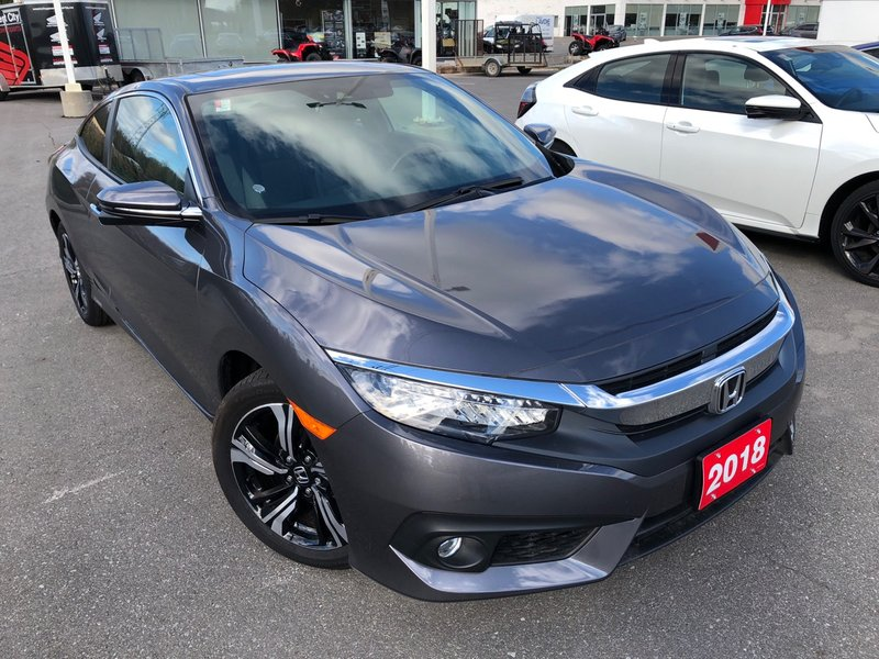 2018 Honda Civic Coupe for sale in Belleville, Ontario