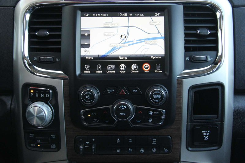 2016 Ram 1500 for sale in Kamloops, British Columbia