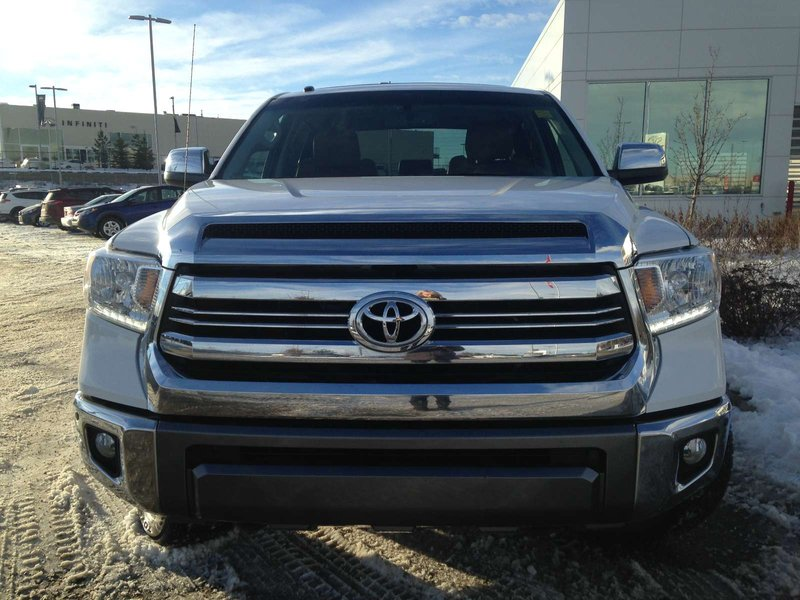 2016 Toyota Tundra for sale in Edmonton, Alberta