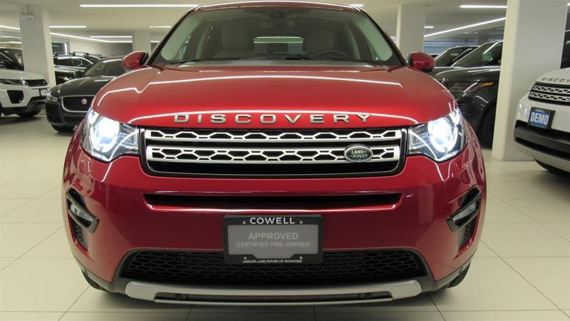 2015 Land Rover Discovery Sport for sale in Richmond, British Columbia