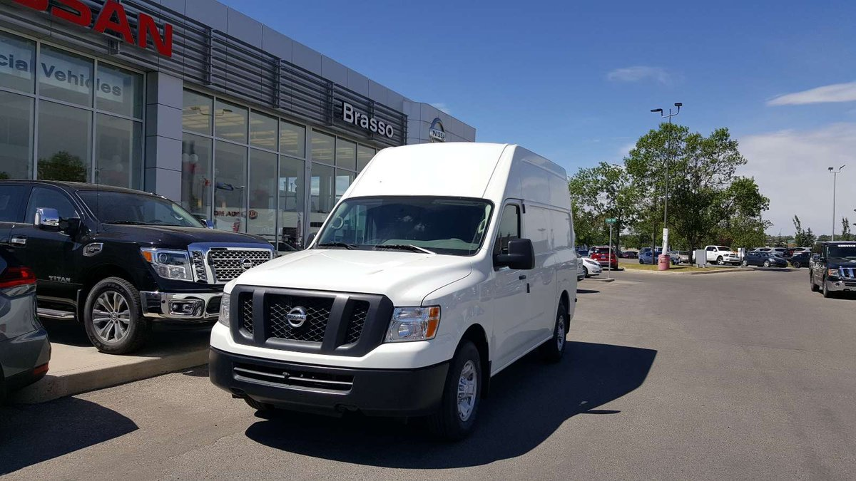 2017 Nissan NV Cargo for sale in Calgary, Alberta