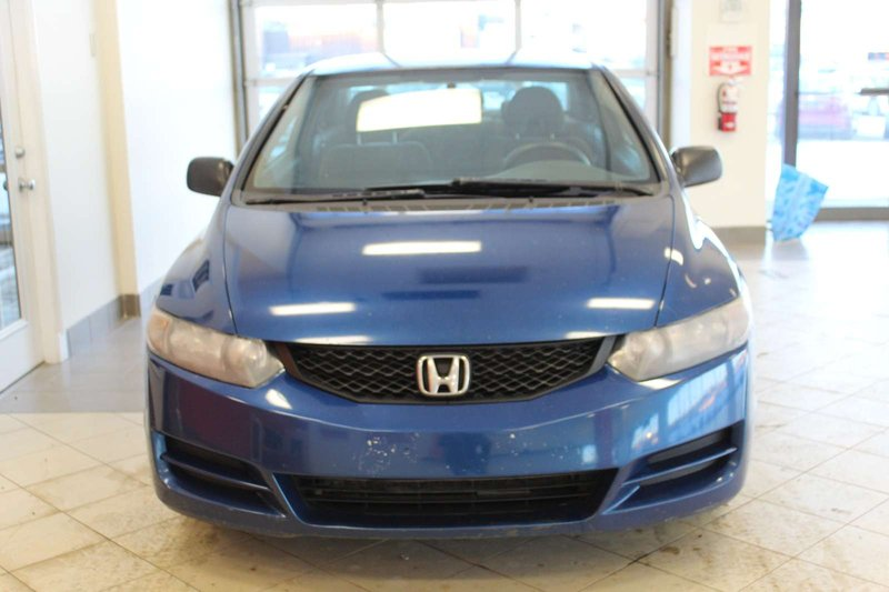 2010 Honda Civic Coupe for sale in Red Deer, Alberta