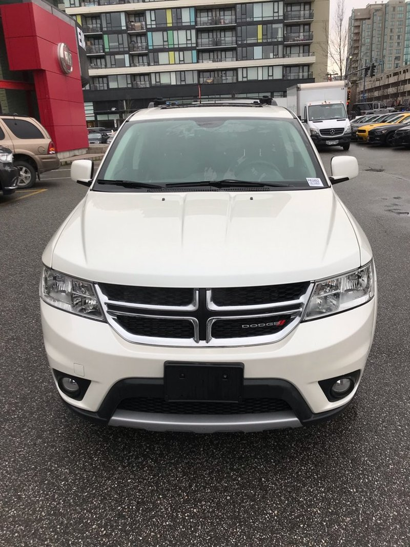 2018 Dodge Journey for sale in Richmond, British Columbia