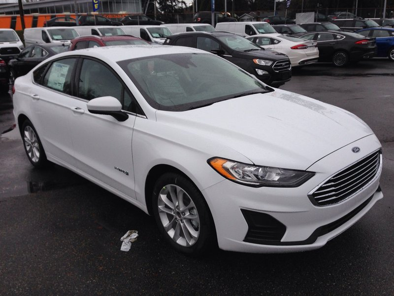 2019 Ford Fusion Hybrid for sale in Port Coquitlam, British Columbia