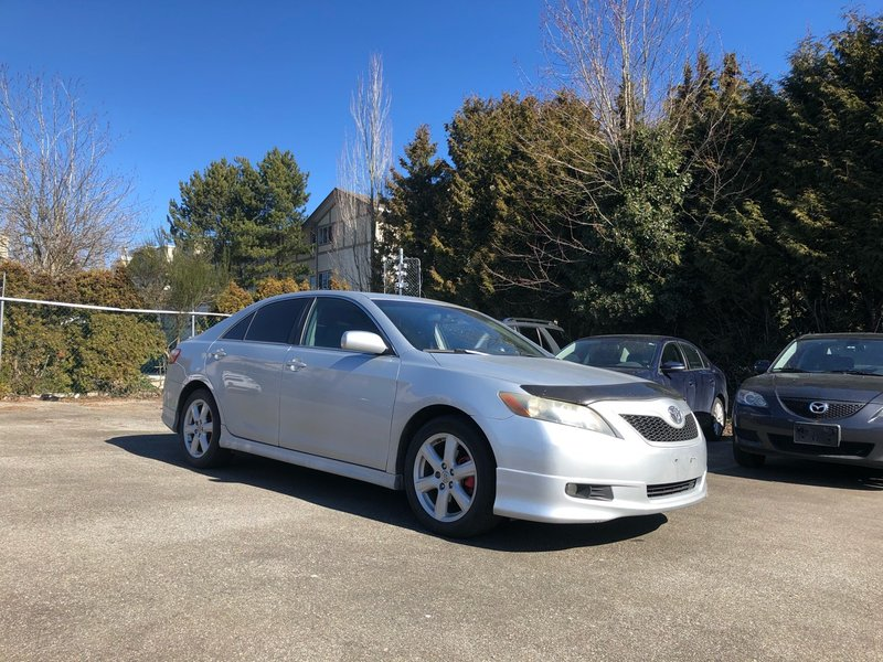 2007 Toyota Camry for sale in Surrey, British Columbia