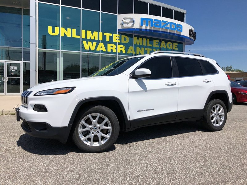 2016 Jeep Cherokee for sale in Chatham, Ontario
