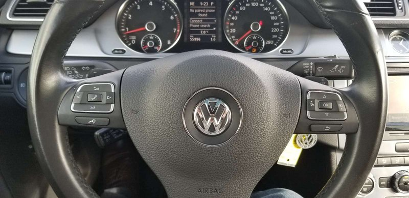 2014 Volkswagen CC for sale in Langley, British Columbia