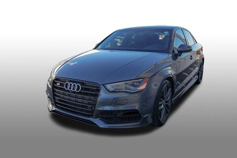 2016 Audi S3 for sale in Edmonton, Alberta