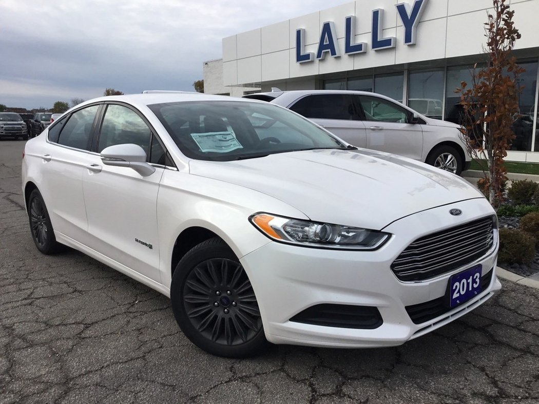 2013 ford fusion for sale in tilbury ontario