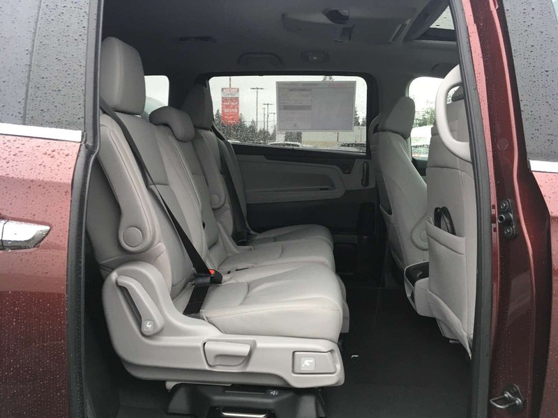 2019 Honda Odyssey for sale in Campbell River, British Columbia