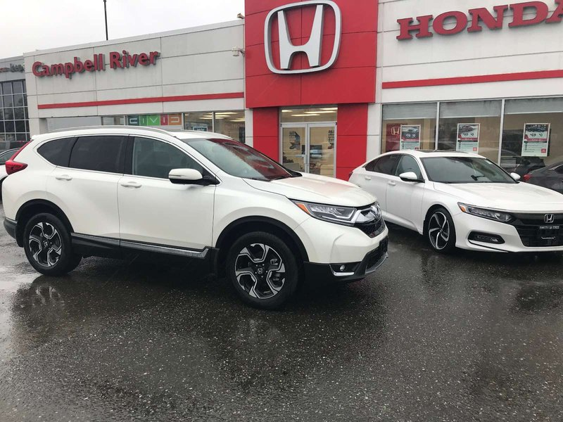 2018 Honda CR-V for sale in Campbell River, British Columbia
