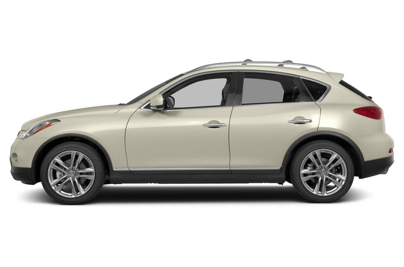 2015 Infiniti QX50 for sale in Edmonton, Alberta
