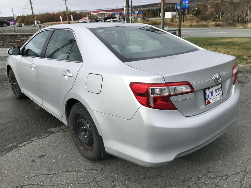 2013 Toyota Camry for sale in St. John's, Newfoundland and Labrador