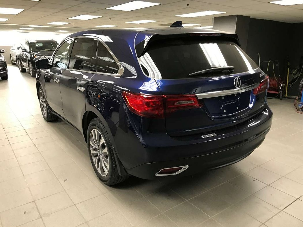 2015 acura mdx for sale in calgary. Black Bedroom Furniture Sets. Home Design Ideas