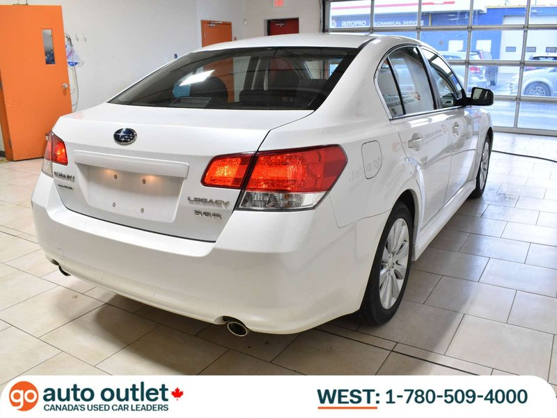 2011 Subaru Legacy for sale in Edmonton, Alberta