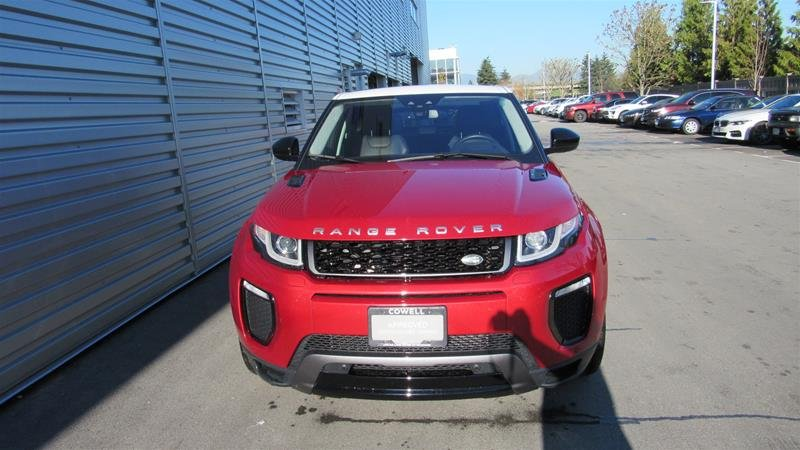 2016 Land Rover Range Rover Evoque for sale in Richmond, British Columbia