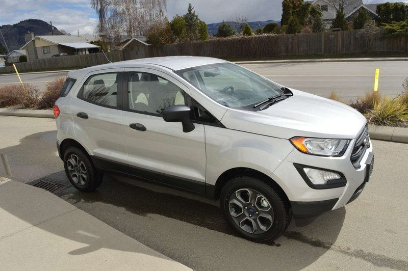2019 Ford EcoSport for sale in Kamloops, British Columbia