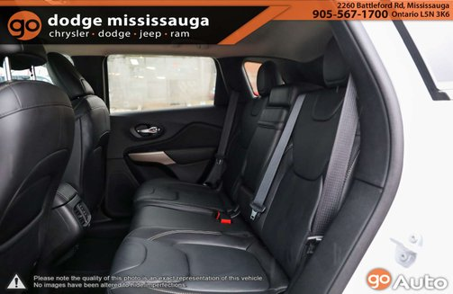 2018 Jeep Cherokee for sale in Mississauga