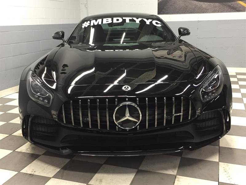 2019 Mercedes-Benz AMG GT for sale in Calgary, Alberta