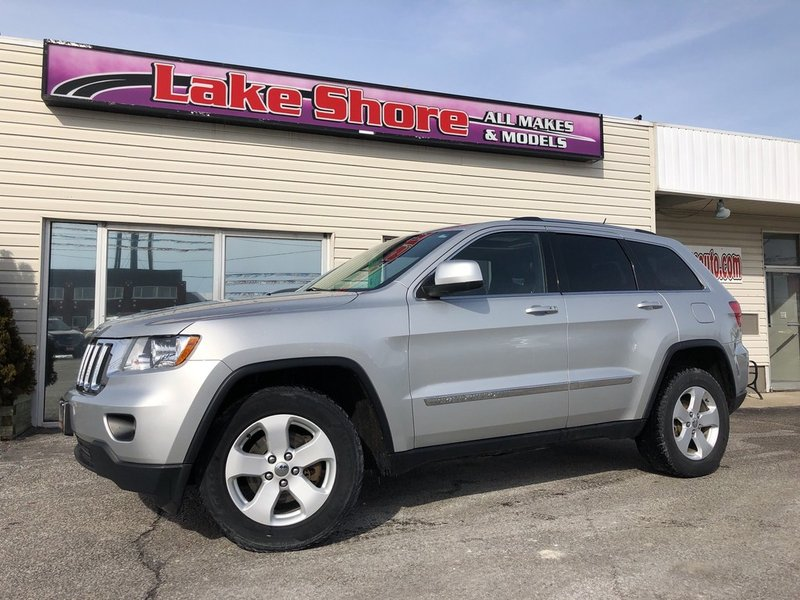 2013 Jeep Grand Cherokee for sale in Tilbury, Ontario