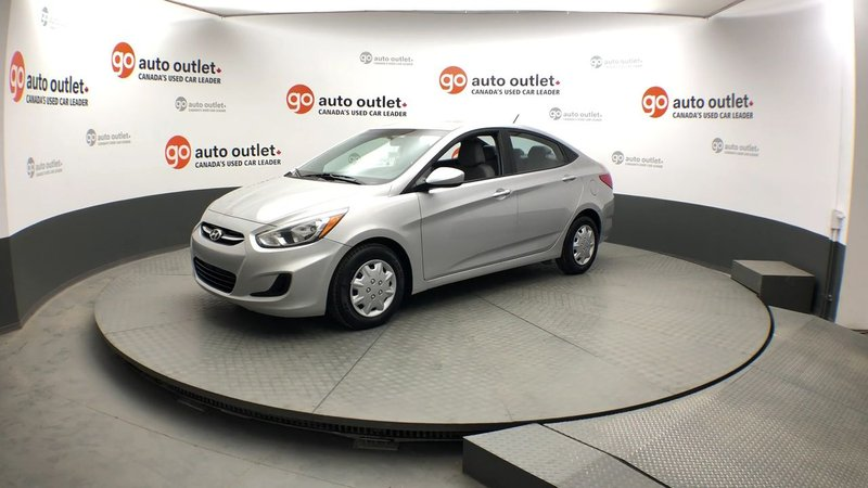 2015 Hyundai Accent for sale in Edmonton, Alberta