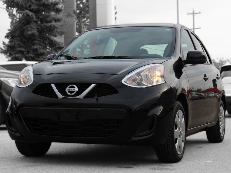 2016 Nissan Micra for sale in Edmonton, Alberta