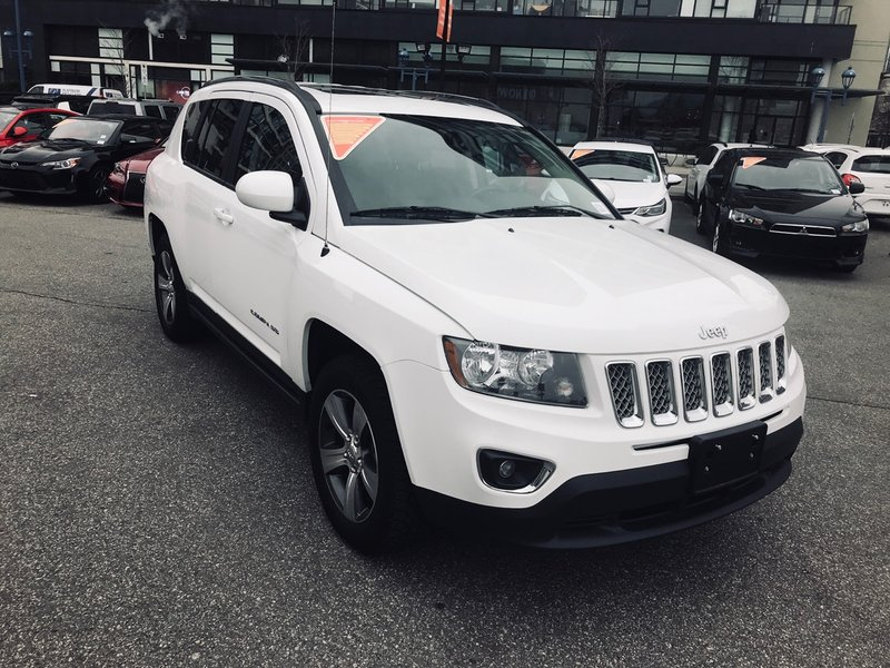 2016 Jeep Compass for sale in Richmond, British Columbia