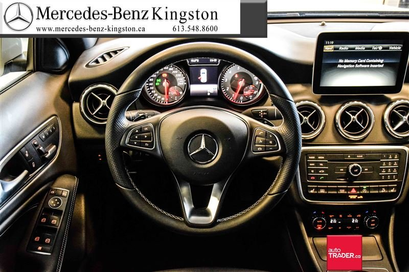 2017 Mercedes-Benz GLA for sale in Kingston, Ontario