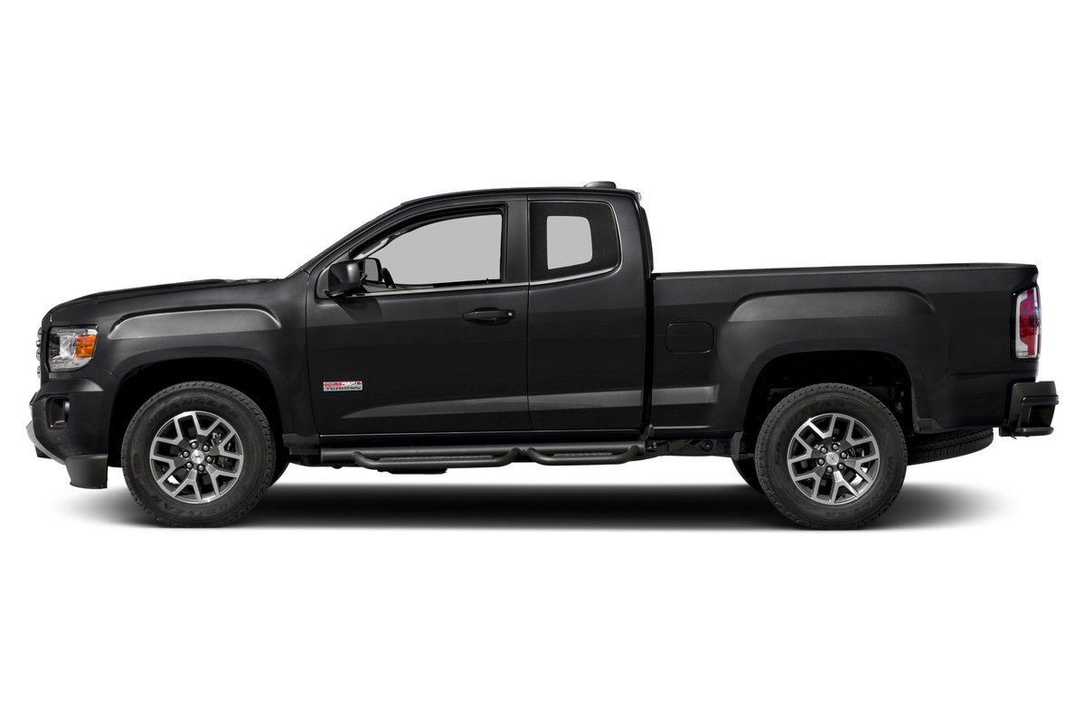 2018 GMC Canyon for sale in Victoria, British Columbia