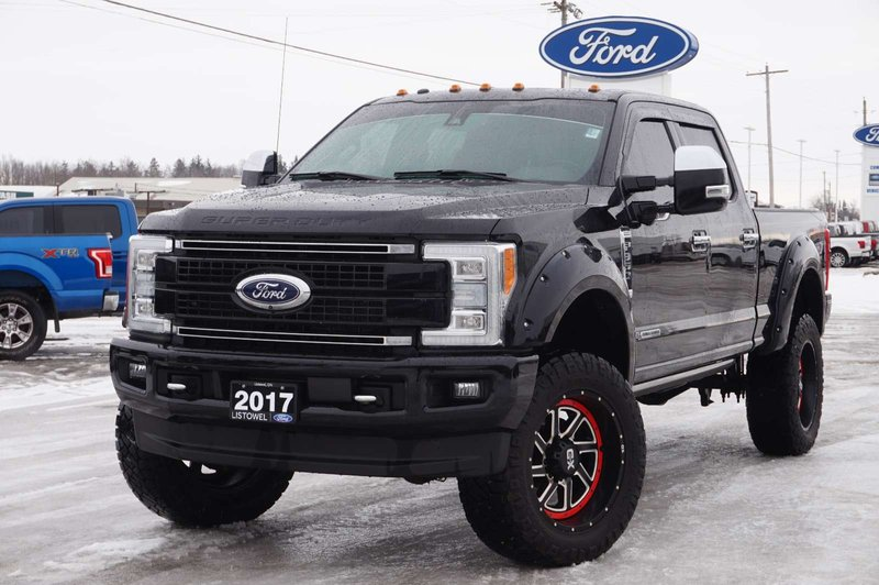 2017 Ford Super Duty F-350 SRW for sale in Listowel, Ontario