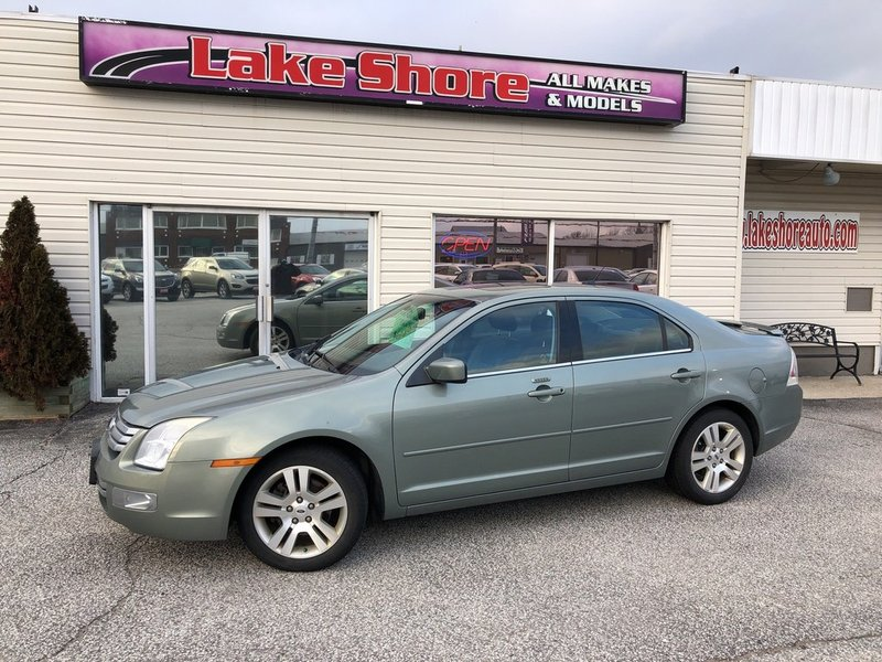 2008 Ford Fusion for sale in Tilbury, Ontario