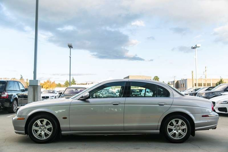 2003 Jaguar S-Type for sale in Victoria, British Columbia